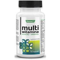 Kapsułki PharmoVit Multiwitamina Minerały + witaminy x 90 kapsułek