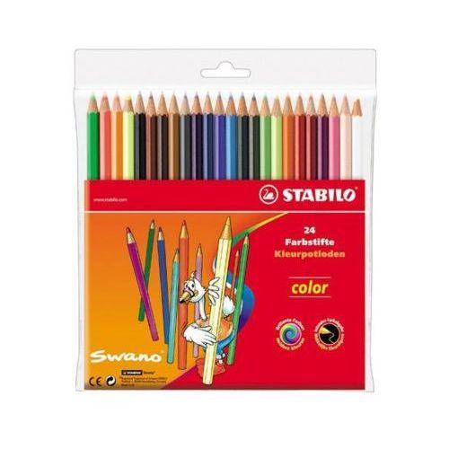 Kredki STABILO Color 24 kolorów