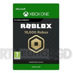 Roblox - 10000 robuxów [kod aktywacyjny] xbox one marki Microsoft