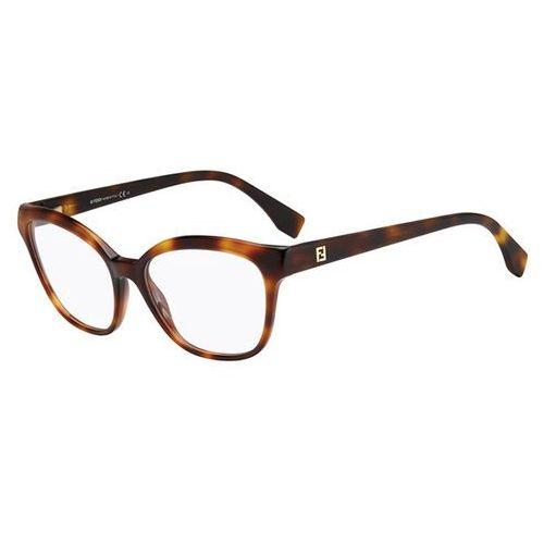 Okulary Korekcyjne Fendi FF 0044 MICROLOGO 05L