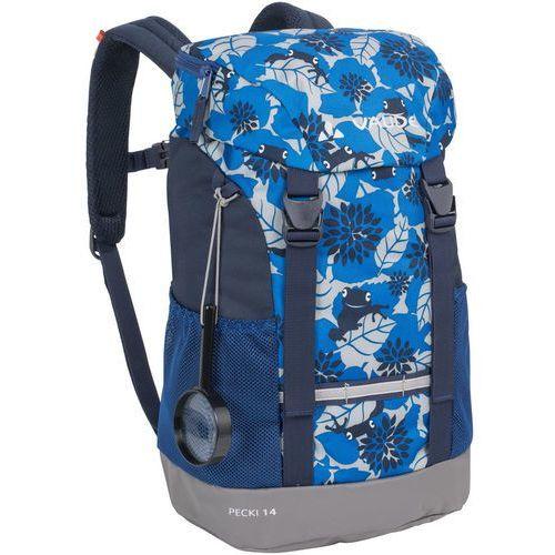 Vaude pecki 14 plecak dzieci niebieski 2018 plecaki codzienne