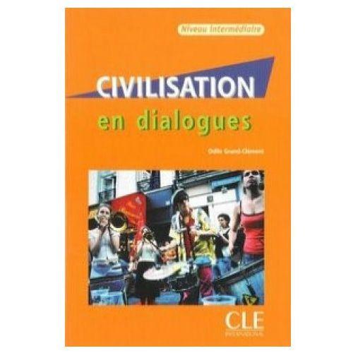 Civilisation en dialogues intermediaire CD audio (126 str.)