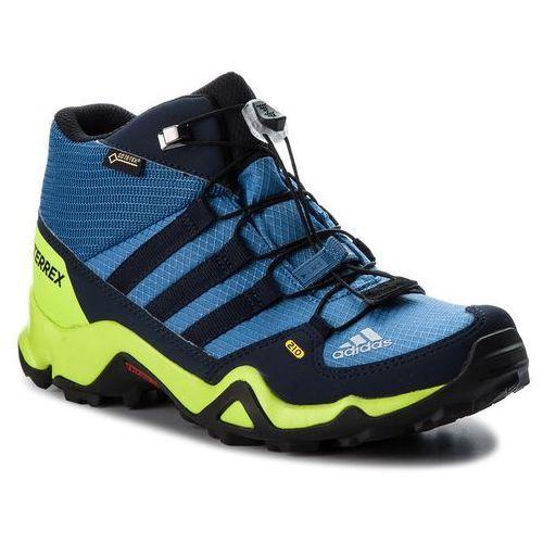 8bfca6bfa4fd51 Adidas Buty - terrex mid gtx k gore-tex cm7710 traroy conavy sslime
