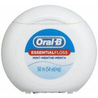 Nić dentystyczna Oral B ESSENTIAL FLOSS 50 m