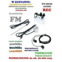 Podsłuchy  Spy Electronics LTD. 24a-z.pl