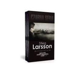 Książki horrory i thrillery  Larsson Stieg TaniaKsiazka.pl