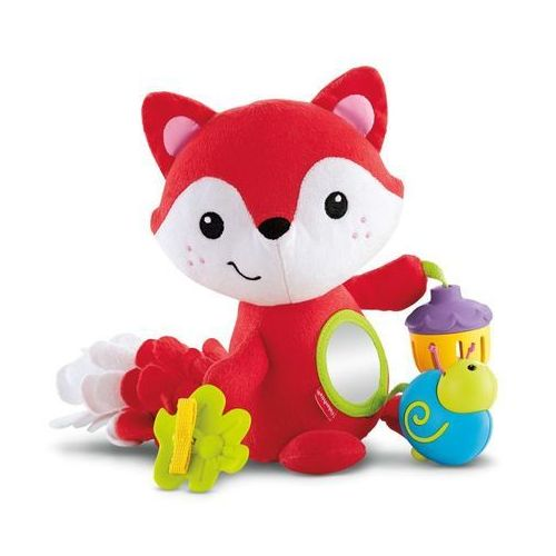 lisek z zabawkami cdn56 marki Fisher-price