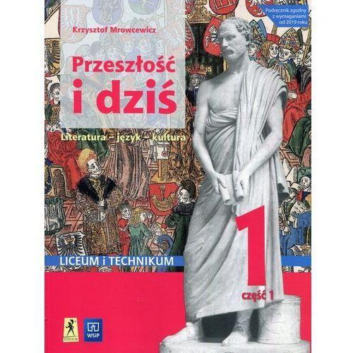 J.polski LO Przeszłość i dziś 1/1 w.2019 WSiP - Krzysztof Mrowcewicz (9788363462659)