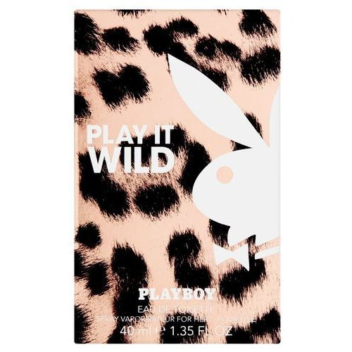 Playboy Play it Wild Woman 40ml EdT