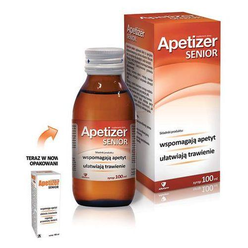 Apetizer Senior syrop x 100ml