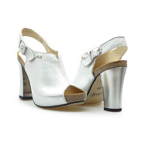 d1dae493d4824 ▷ Sandał 4290/101 srebro (Libero) - ceny,rabaty, promocje i opinie ...