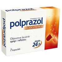 Polprazol acidcontrol 10 mg x 7 kaps (5909990895847)