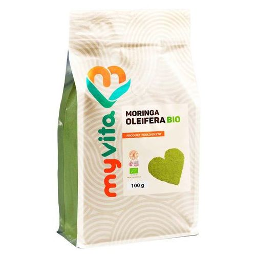 Moringa oleifera bio proszek, myvita, 100g Proness myvita - Sprawdź już teraz