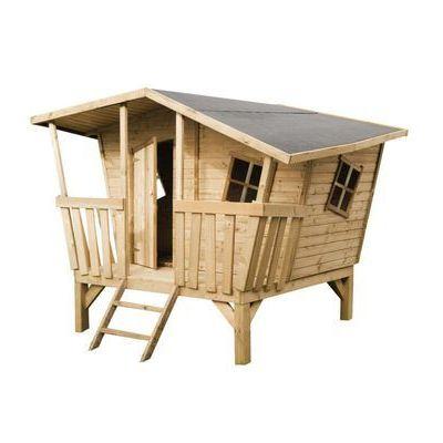 Domki i namioty dla dzieci WERTH-HOLZ Leroy Merlin
