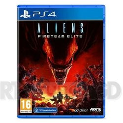 Aliens: fireteam elite ps4 / ps5 marki Focus home interactive