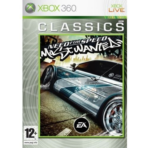 Need for Speed Most Wanted (Xbox 360)