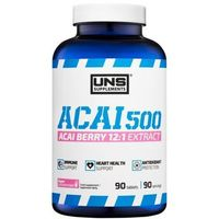 Suplement prozdrowotny UNS Acai 500 90 tab Najlepszy produkt
