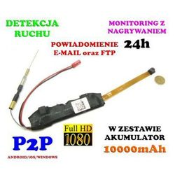 Kamerki i rejestratory video  Spy Elektronics Ltd. 24a-z.pl