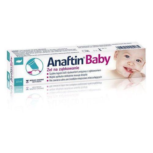 ANAFTIN BABY ŻEL NA ZĄBKOWANIE 10 ml