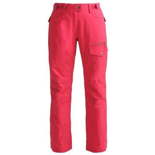 Alprausch ROTFLUE FLORA Spodnie narciarskie rasberry