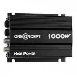 Wzmacniacze samochodowe  OneConcept electronic-star