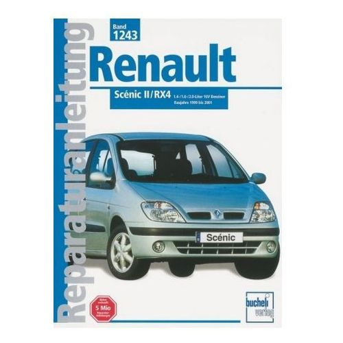 Renault Scenic II/RX4