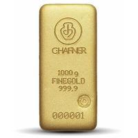 1000 g (1 kg) Sztabka złota - 15 dni
