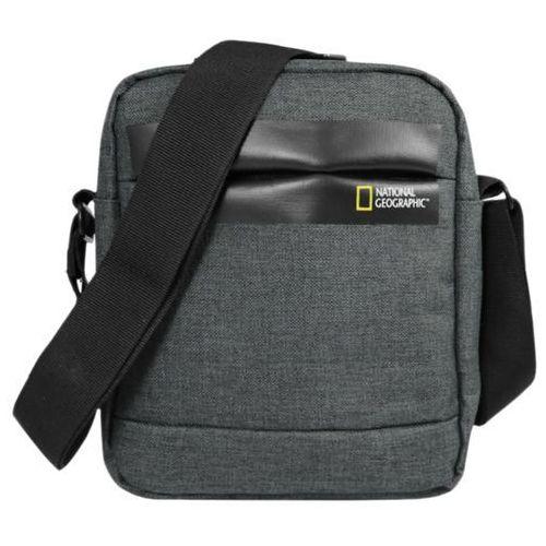 National Geographic STREAM torba na ramię / saszetka / N13112 ciemnoszara - Anthracite (4006268661621)