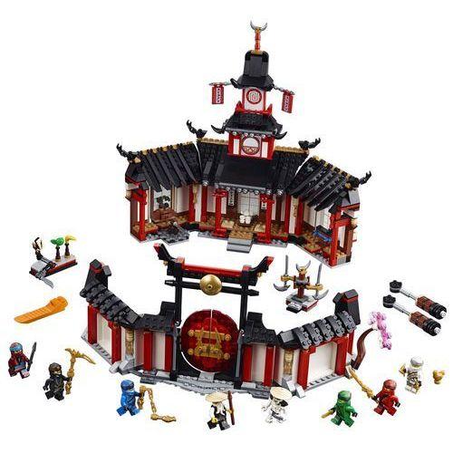 70670 KLASZTOR SPINJITZU (Monastery of Spinjitzu) KLOCKI LEGO NINJAGO