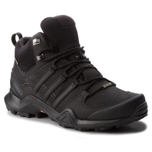 Adidas Buty - terrex swift r2 mid gtx gore-tex cm7500 cblack/cblack/cblack