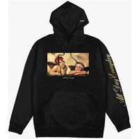 bluza DGK - Cherubs Hooded Fleece Black (BLACK)