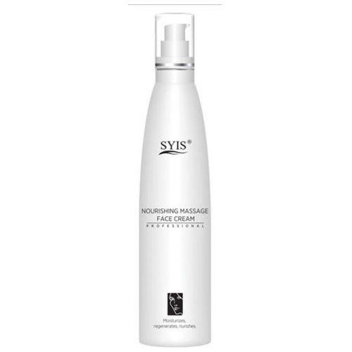 SYIS NOURISHING MASSAGE FACE CREAM Odżywczy krem do masażu twarzy (200 ml) - Super przecena