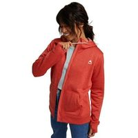 bluza BURTON - W Oak Fz Cranberry Heather (650) rozmiar: S