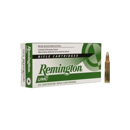 Amunicja Remington kal.223 Rem 3,2g/50gr JHP