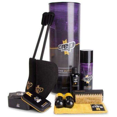 Crep protect Zestaw do czyszczenia - the ultimate sneaker care kit