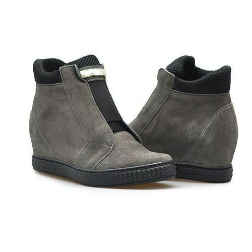 63c1453834140 Firmowe botki damskie buty na każdą okazję wykonane z wysokiej ...