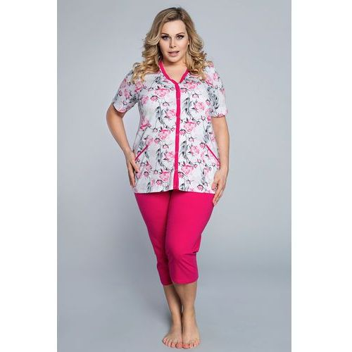5b906ced2731a4 Italian Fashion Italian Fashion Róża kr.r. sp.3/4 piżama, kolor różowy