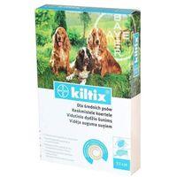 Bayer Obroża biobójcza Kiltix dla średnich psów dł. 53cm, 1453