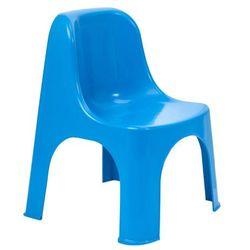 Krzesełko dziecięce Blooma niebieskie, 06006