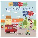 Auta v našem městě - Moje knížka s řetězovým puzzle von Kessel Carola