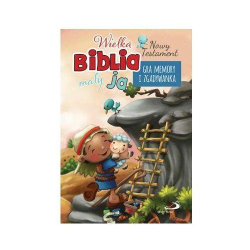 Wielka Biblia mały Ja. Nowy Testament - Gra memory
