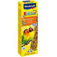 Vitakraft kracker - kolba miodowa dla małych papug afrykańskich 2szt.