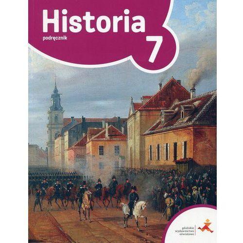 Historia SP kl.7 podręcznik / podręcznik dotacyjny, GWO