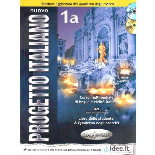 Progetto Italiano Nuovo 1A podręcznik - T. Marin, S. Magnelli, edilingua