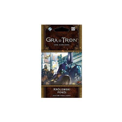 Galakta Gra o tron lcg ii edycja - królewski pokój (zestaw fabularny)