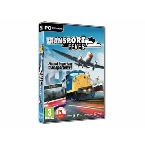 DIGITAL Transport Fever (klucz STEAM)