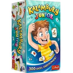 Gra kalambury junior marki Trefl