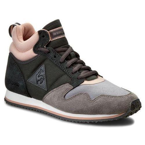 Sneakersy LE COQ SPORTIF - Omega Tail W Cordura 1620393 Charcoal/Rose Clou, w 5 rozmiarach