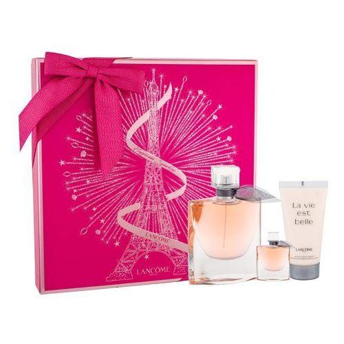 Lancome la vie est belle zestaw 75 ml dla kobiet (3614272463516)