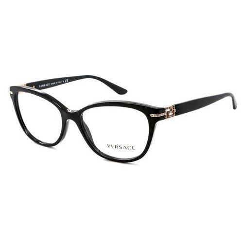 Okulary korekcyjne ve3205b gb1 Versace